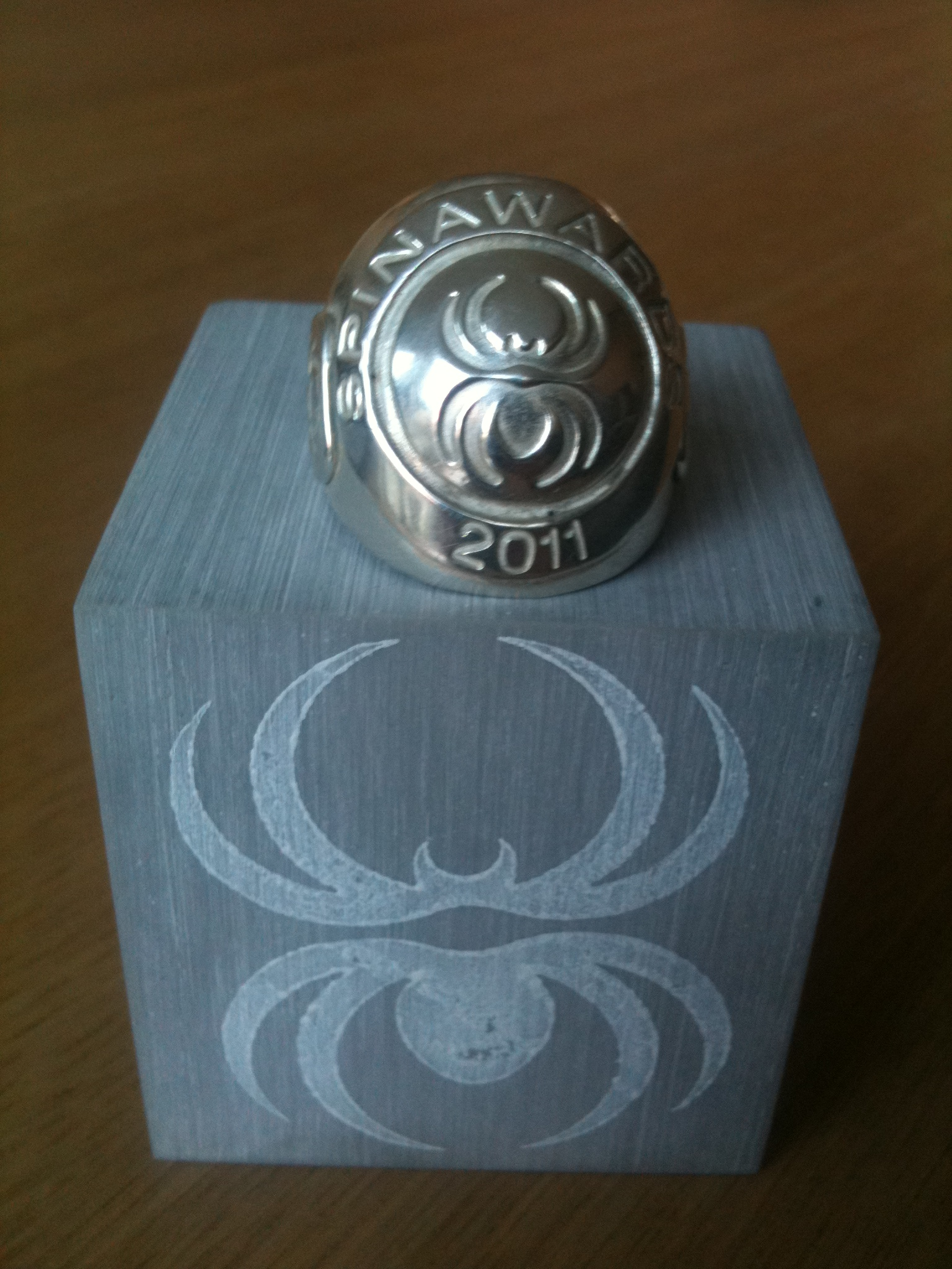 Silver SpinAward