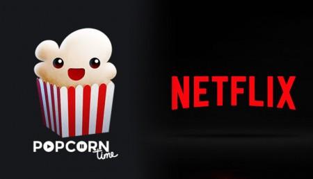 Popcorn Time vs. Netflix