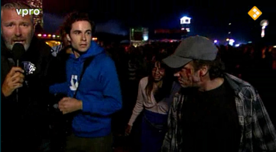 Zombies on Lowlands