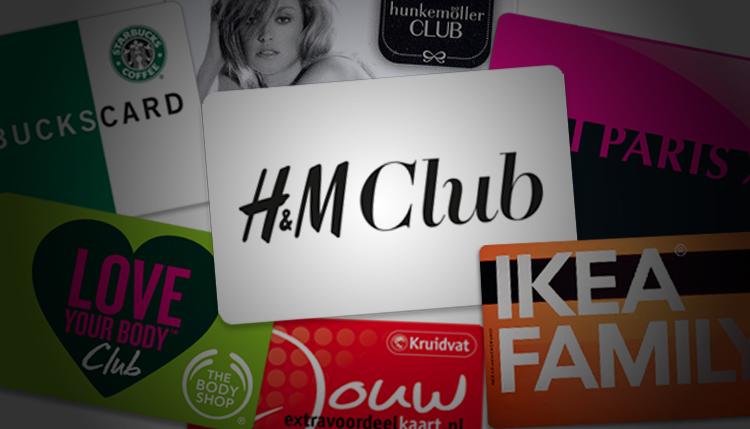 Club Member Cards