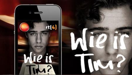 GTST Wie is Tim?