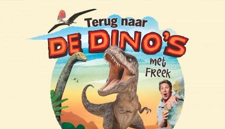 Terug naar de Dino's met Freek