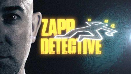 Zapp Detective logo